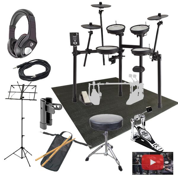 【ベーシックセット】Roland(ローランド) / TD-1DMK [TD-1 Double Mesh Kit] 電子ドラム Vドラム エレドラ