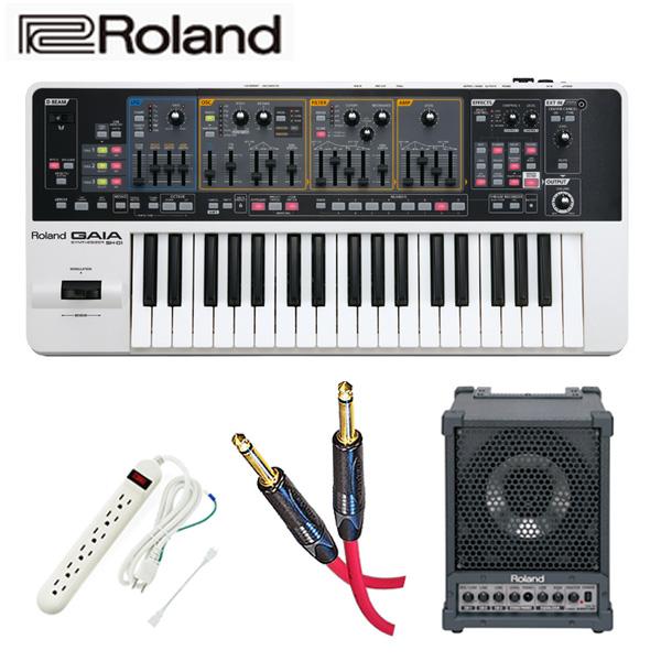 【モニターアンプ(CM-30)セット】 Roland(ローランド) / Synthesizer GAIA SH-01 シンセサイザー
