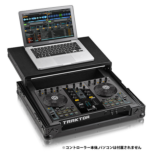 Zomo Flightcase S2 Plus NSE 【Native Instruments Traktor Kontrol S2 / S2 MK2 対応】 PCDJ フライトケース ゾモ