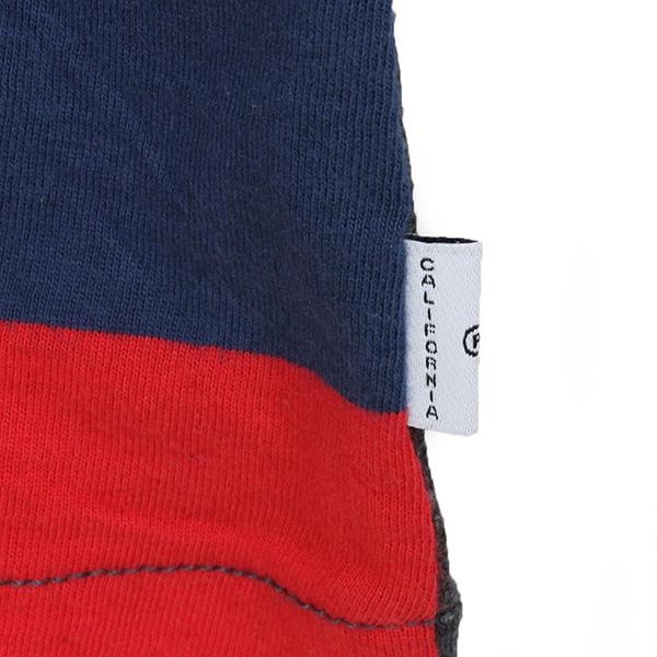 Levi's California 리바이스 캘리포니아 신경제 정책 포켓 T셔츠[CHARCOAL]반소매 T셔츠 컷소우 남성용 차콜 그레이 남성용 봄과 여름 BEAMS 37776-0010낙천 통판