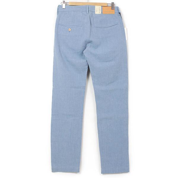 Levi 's Made & Crafted 남 빛 염색 와플 소재 Spoke Chino Pants [INDIGO] 레 위 메이드 및 クラフテッド 남성 바지 남 빛 쪽빛 째 진 치 노 팬츠 LVC 05131-0032 10P08Feb15