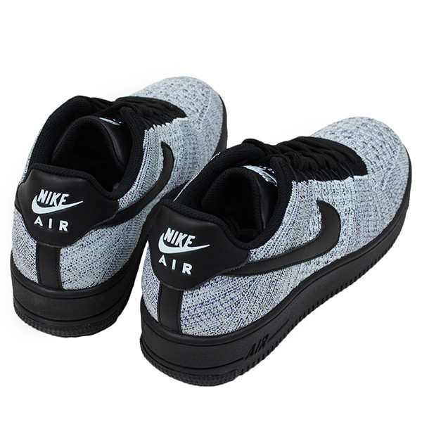 Shoes 817,419 401 Rakuten mail order for the NIKE Nike AIR FORCE 1 ULTRA FLYKNIT LOW men sneakers BLUEBLACK Air Force One fried food knit shoes