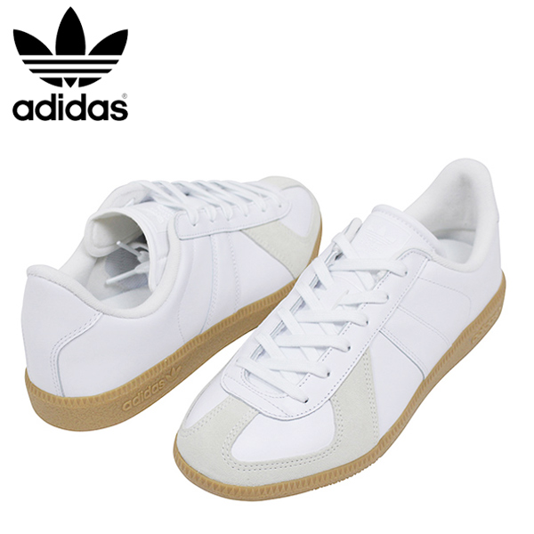 7154452e1 miami records: Shoes CQ2755 Rakuten mail order for the adidas Adidas BW ARMY  men sneakers WHITE/GUM white jar man trainer military forces thing Germany  ...