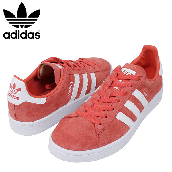 newest fe21d 79507 miami records Shoes genuine leather DB0984 Rakuten mail order for the adidas  Adidas CAMPUS SUEDE men sneakers CORAL ORANGE campus orange suede leather  ...