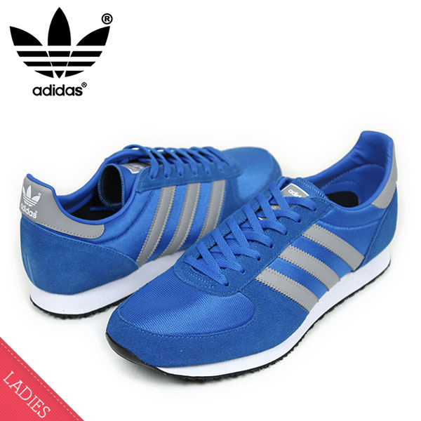8723901327 adidas adidas ZX RACER Womens sneakers [BLUE/GREY] women's women's women's  blue gray running 80's S79204 ur
