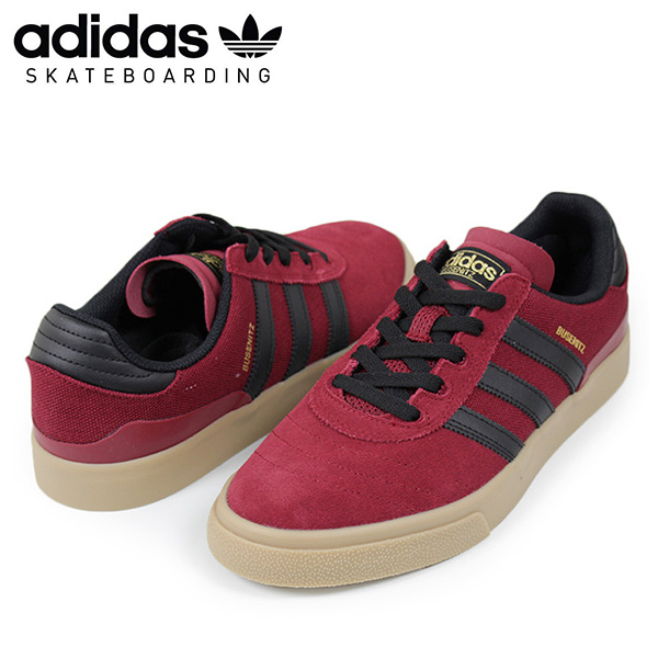 premium selection 94e63 07885 I play adidas skateboarding Adidas BUSENITZ VULC ADV men sneakers  BURGUNDYGUM ブセニッツ and sell shoes SB CQ1165 Rakuten for the red gum sole  SAMBA sun ...