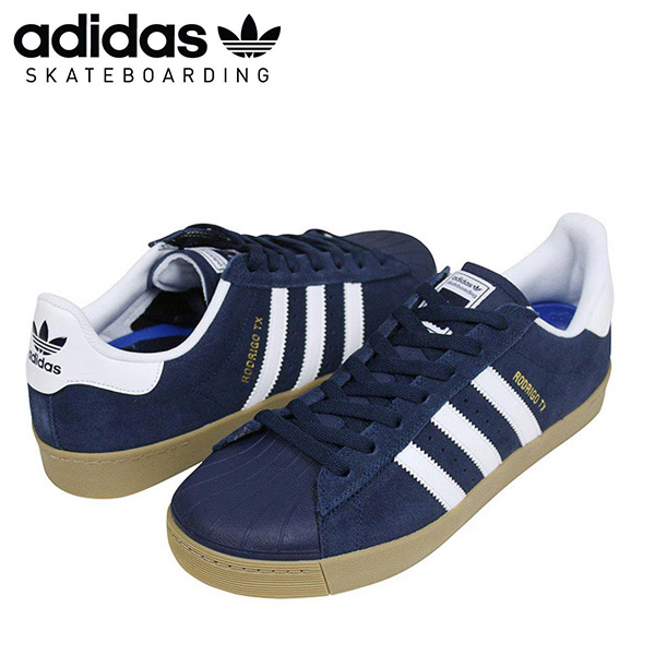 Chaussures Superstar ADV rouge Cheap Adidas France