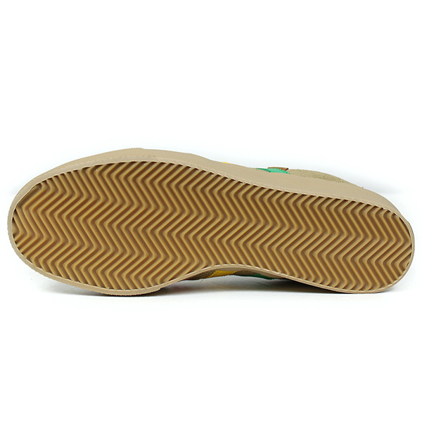 adidas skateboarding 아디다스 KIEL HEMP 스니커[KHAKI/RASTA]헨프라스타멘즈그레이스케이트보드스케슈 B72919 낙천 통판