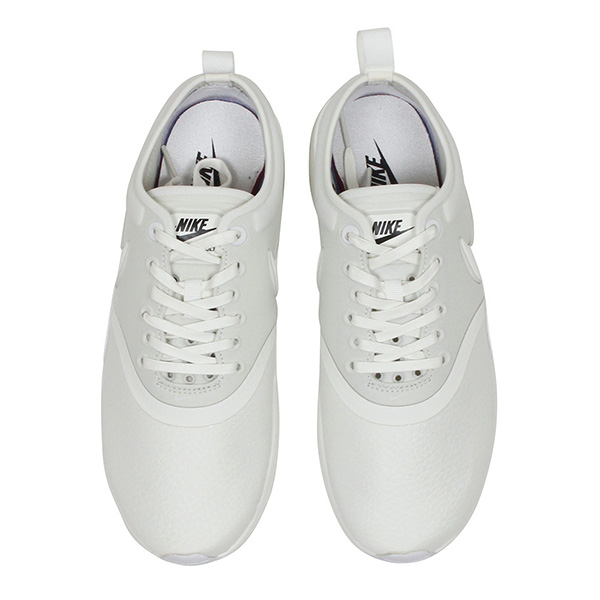 NIKE Nike WMNS AIR MAX THEA ULTRA PREMIUM Lady's sneakers [ALL WHITE] white running shoes max NIKE LAB 848,279 100 white pear flower shoes Rakuten