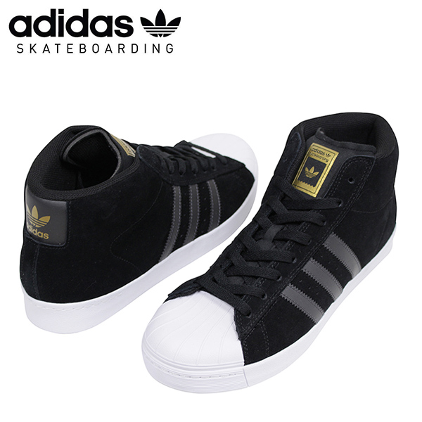 buy online 84782 3acad Shoes BY4096 Rakuten mail order for the adidas skateboarding Adidas PRO  MODEL VULC ADV men sneakers [BLACK] pro model superstar black black ...