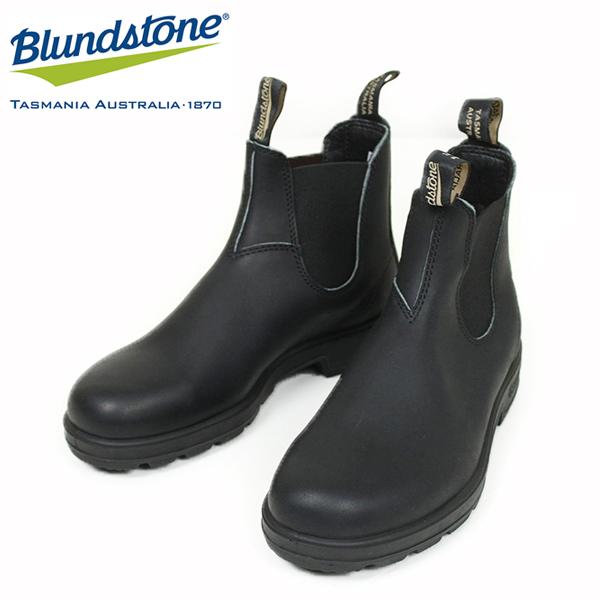 Blundstone ブランドストーン サイドゴアブーツ BLACK メンズ ブラック レザー オールウェザー BS510089 送料無料 通販
