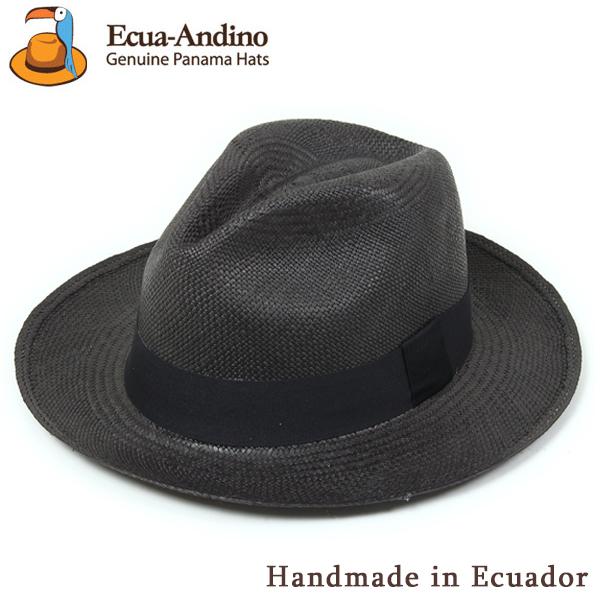8ebf21dc0bb Miami Records Ecua Andino Equandino Hair Black Equa Panama. Panama Hat