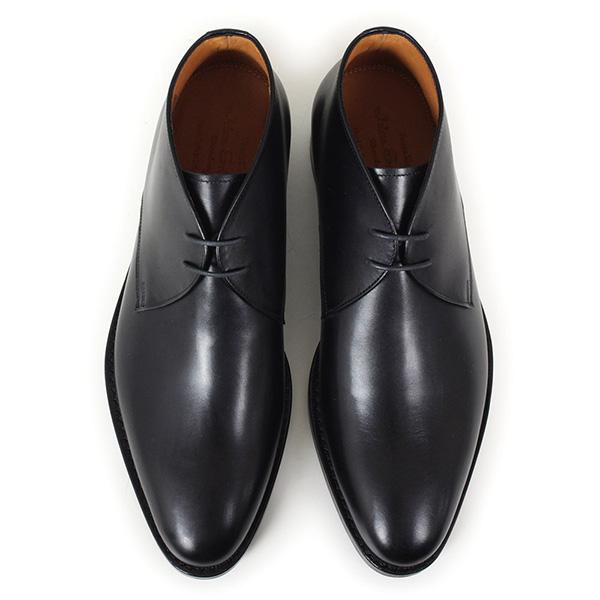 JALAN SRIWIJAYA jalanslivaya chukka boots day night sort [BLACK] black mens business shoes leather shoes leather shoes formal Jalan malivai jalansliwiya 10P12Oct15