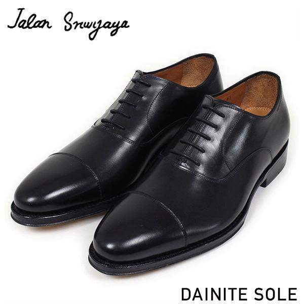 Jalan Sriwijaya ジャランスリワヤ ストレートチップ ダイナイトソール BLACK ジャランスリウァヤ ブラック メンズ ビジネスシューズ 革靴 フォーマル レザーシューズ 98321 送料無料 通販