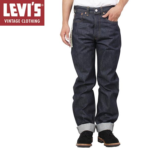 be886a6b Levi's Vintage Clothing 501 XX 1947 MODEL silhouette [RIGID] Levi's vintage  closing LVC 47501 ...