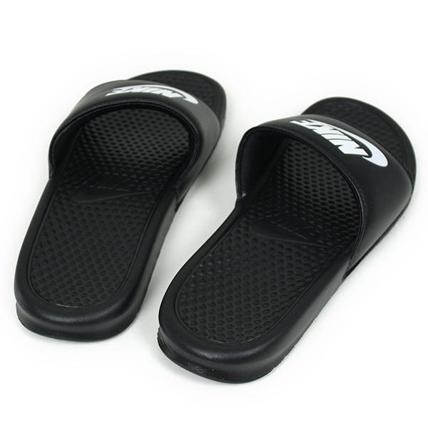 820bb677e miami records  NIKE Nike BENASSI SHOWER SLIDE Sandals mens black ...