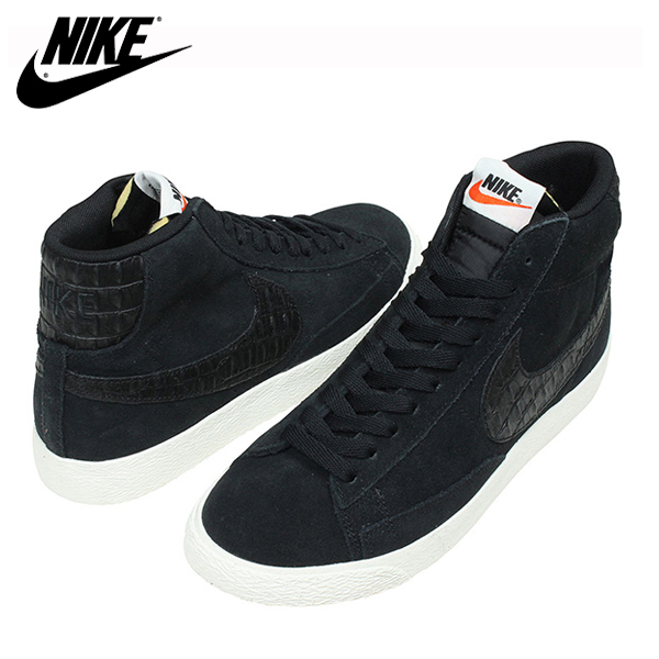 all black nike blazers mens