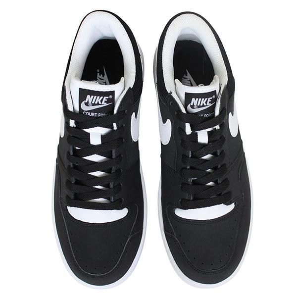 size 40 61951 f27f7 NIKE Nike COURT FORCE LOW BLACK shoes reprint vintage vintage black men  mens shoe ur