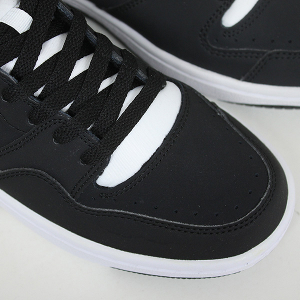 579ffefa6 miami records  NIKE Nike COURT FORCE LOW  BLACK  shoes reprint ...