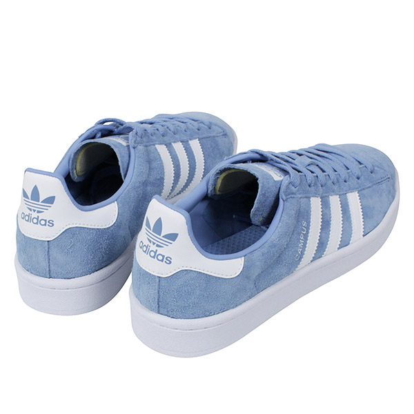 price reduced limited guantity timeless design Shoes genuine leather DB0983 Rakuten mail order for the adidas Adidas  CAMPUS SUEDE men sneakers ASH BLUE campus Ashe blues Kaies aide leather  shoes ...