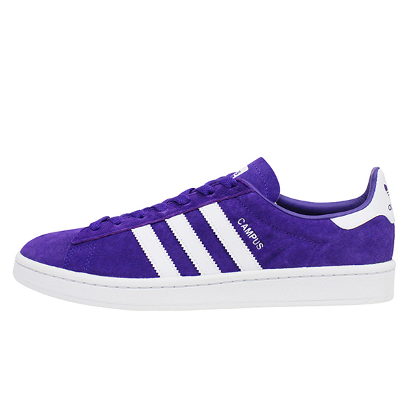 0d114f7d16f Shoes BZ0075 Rakuten mail order for the adidas Adidas CAMPUS W SUEDE Lady s  sneakers PURPLE campus purple white suede leather shoes woman