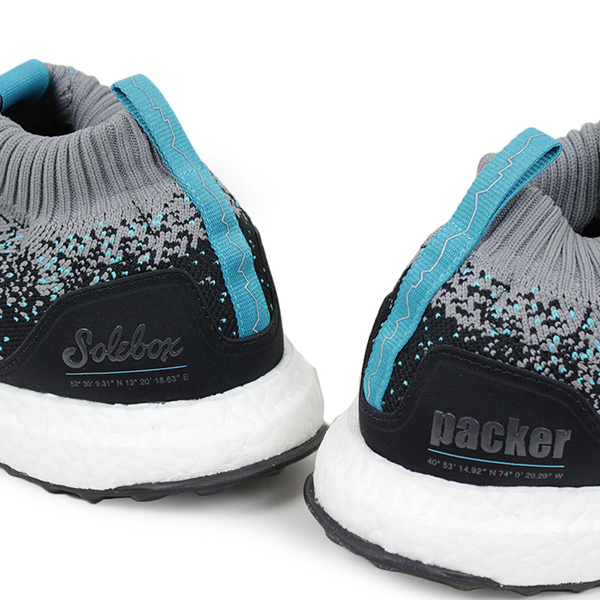 6658b3fd9563 adidas Adidas CONSORTIUM x PACKER SHOES X SOLEBOX ULTRA BOOST MID S.E.  Shoes CM7882 Rakuten mail order for the men s sneakers BLACK BLUE ultra  boost black ...