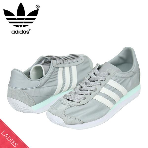 on sale 08daa 7b5e9 miami records Gray retrorunning 80s B39539 Rakuten mail order for the adidas  Adidas COUNTRY OG W Ladys sneakers GREYWHITE country Ui men woman ...