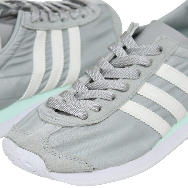 4c0bf56b242 Gray retrorunning 80s B39539 Rakuten mail order for the adidas Adidas  COUNTRY OG W Lady s sneakers  GREY WHITE  country Ui men woman