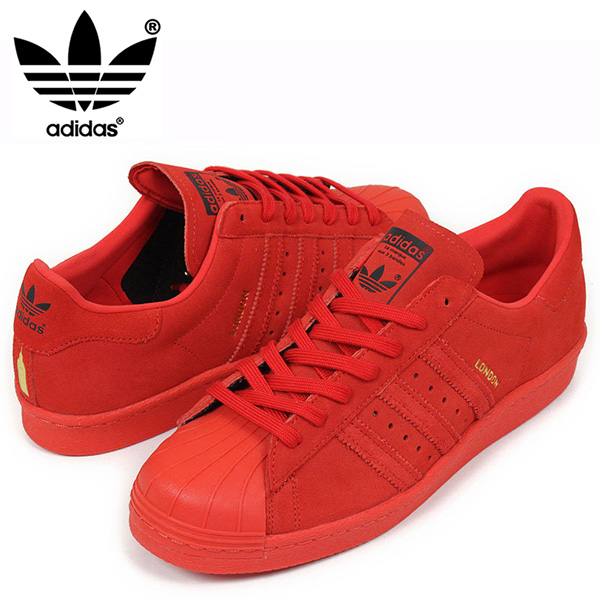 miami records | Rakuten Global Market: adidas adidas SUPER STAR 80S CITY  LONDON sneakers [RED] men's shoes superstar London red suede leather  vintage ...
