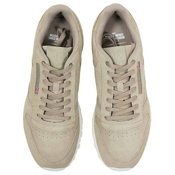 a5338061869a miami records  Reebok Reebok CL LEATHER MONTANA CANS men sneakers ...