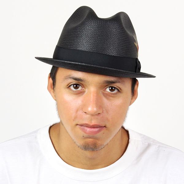 NEW YORK HAT Toyo Classic (the straw hat men's women's New York Hat Toyo classic straw hat bamboo 2271)