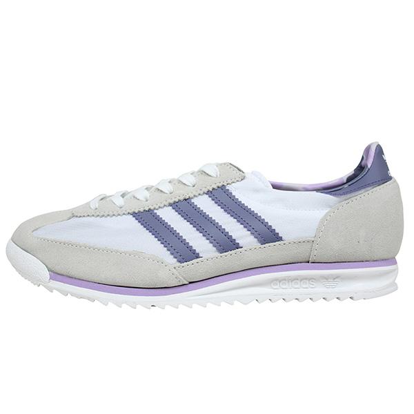 adidas sl72 white