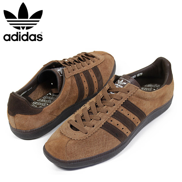 buying new get online new arrive Shoes AC7746 Rakuten mail order for the adidas Adidas Padiham SPEZIAL men  sneakers BROWN brown originals vintage cigarette special man