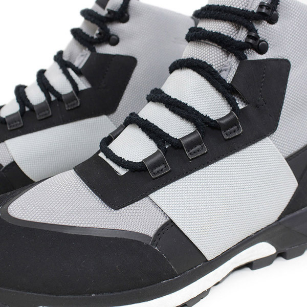 best sneakers fdca9 30eb0 Shoes CQ2609 Rakuten mail order for the adidas Adidas DAYONE ADO ULTIMATE  BOOT men sneakers BLACKGREY black gray trekking shoes boots boost man
