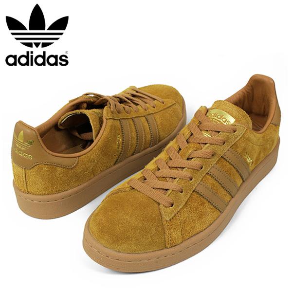 adidas アディダス CAMPUS SUEDE メンズ スニーカー COYOTE BROWN キャンパス コヨーテ ブラウン スエード レザー シューズ 男性用 靴 本革 送料無料 CQ2046 通販