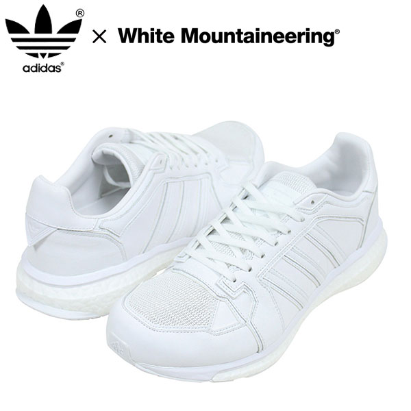 0d7175694b48 miami records  adidas×white Mountaineering WM ENERGY BOOST sneakers adidas  boost white mountaineering Consortium shoes men s men s leather another  note ...