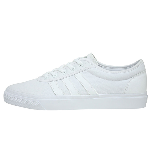 fa94ae4d2 all white low top adidas Sale