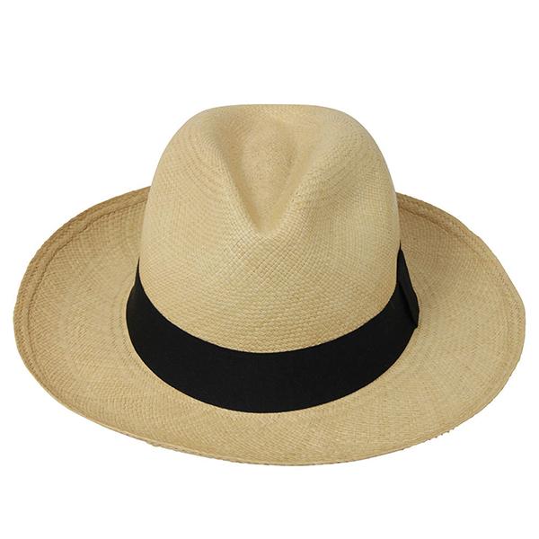 Ecua-Andino エクアンディーノ 파나마 햇 [NATURAL] エクア アンディーノ PANAMA HAT 모자 모자 밀 짚 ぼうし 스트로 햇 내츄럴 에콰도르 핸드메이드 맨 즈 레이디스