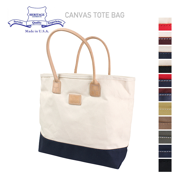 Heritage Leather Co Canvas Tote Bag I Play Men Gap Dis Natural