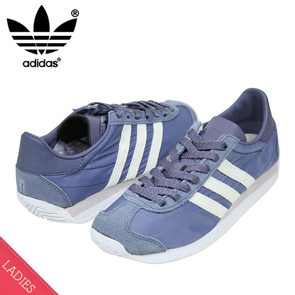 size 40 83c22 4acd0 miami records Purple gray retrorunning 80s S32204 Rakuten mail order for  the adidas Adidas COUNTRY OG W Ladys sneakers LIGHT PURPLE country Ui  men woman ...