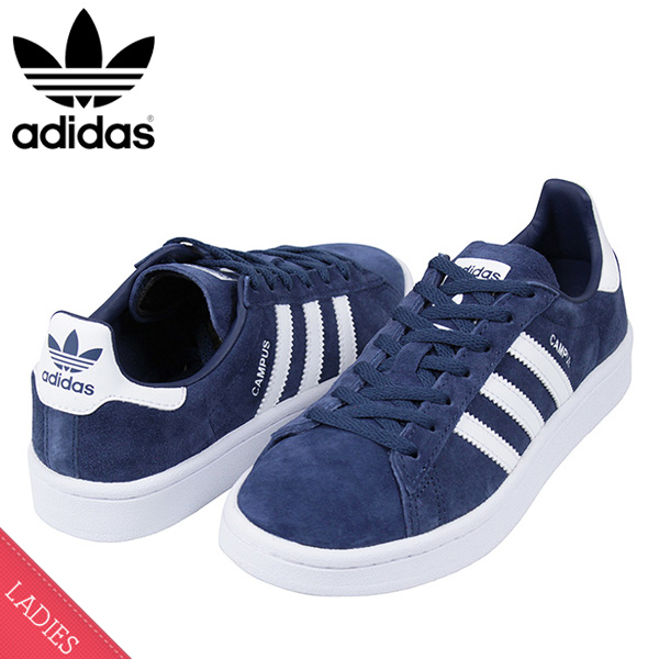 ced7cb983ea miami records  Shoes DB1019 Rakuten mail order for the adidas Adidas CAMPUS  W SUEDE Lady s sneakers NAVY campus navy dark blue suede leather shoes woman  ...