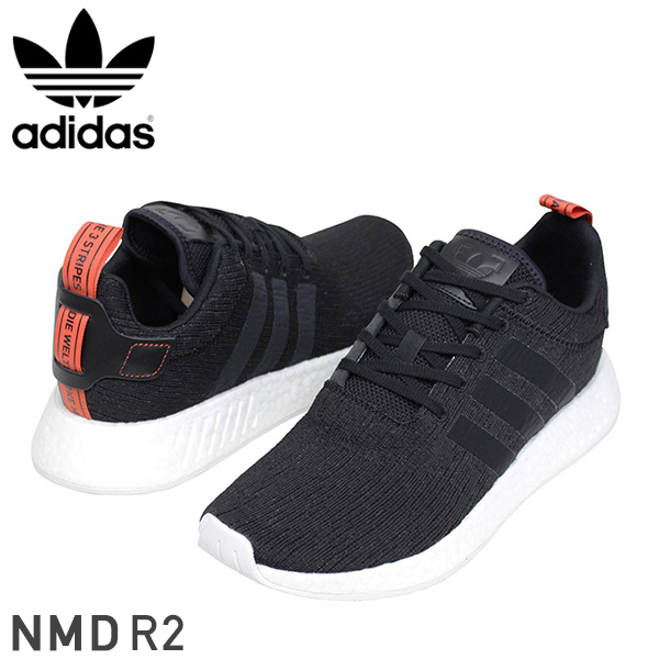 more photos 3fce6 4c4d1 miami records  Shoes CG3384 Rakuten mail order for the adidas Adidas NMD R2  men sneakers  BLACK  black N M D originals boost YEEZY running shoes man ...