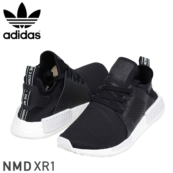 buy online 44c63 a030f Shoes BY9921 Rakuten mail order for the adidas Adidas NMD XR1 men sneakers  [BLACK] black N M D originals boost YEEZY running shoes man