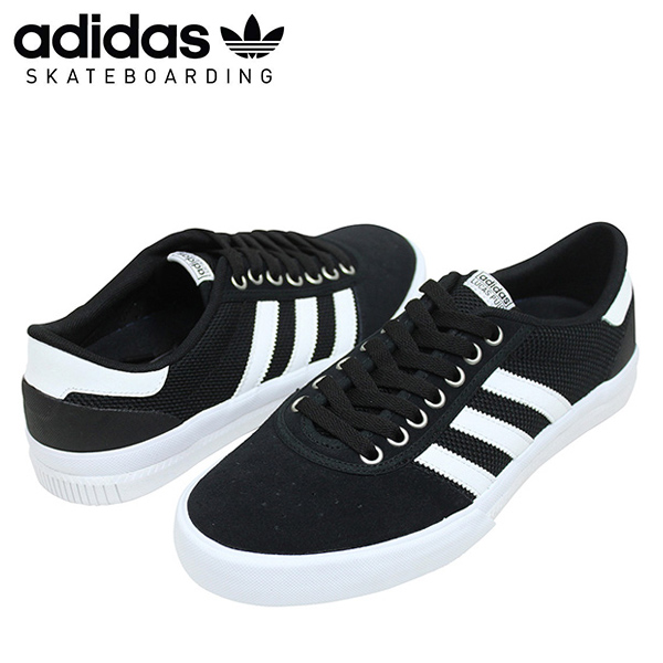 a6f77755e0 Shoes LUCAS PUIG SB B39575 Rakuten mail order for the adidas skateboarding Adidas  LUCAS PREMIERE ADV men sneakers  BLACK WHITE  ブラックホワイトスケート ...