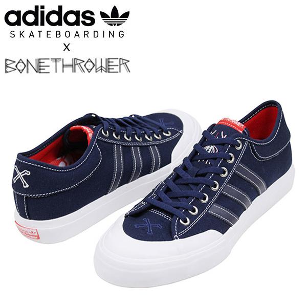 Shoes navy dark blue CG4870 Rakuten mail order for the adidas skateboarding Adidas MATCH COURT X BONETHROWER men sneakers NAVY ?????????????????? man