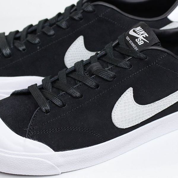 NIKE SB Nike ZOOM ALL COURT CK QS men sneakers  BLACK  Brach s aide oar  coat blazer NIKE LAB BLAZER shoes black 811 a9e2e1b10