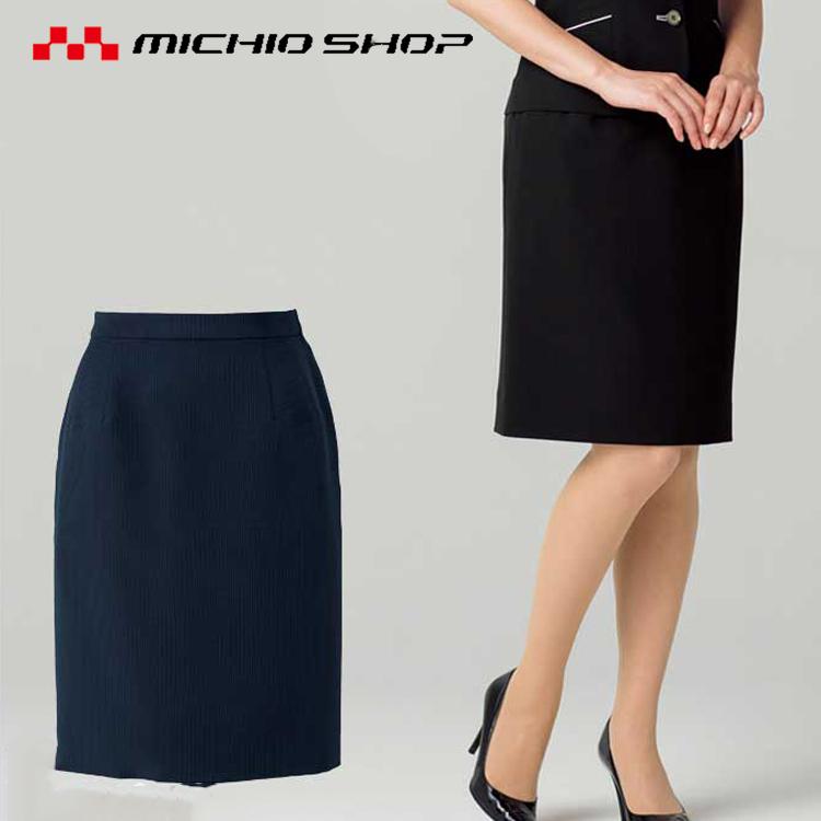 事務服 制服 BON ボンマックスタイトスカート LS2754 大きいサイズ21号