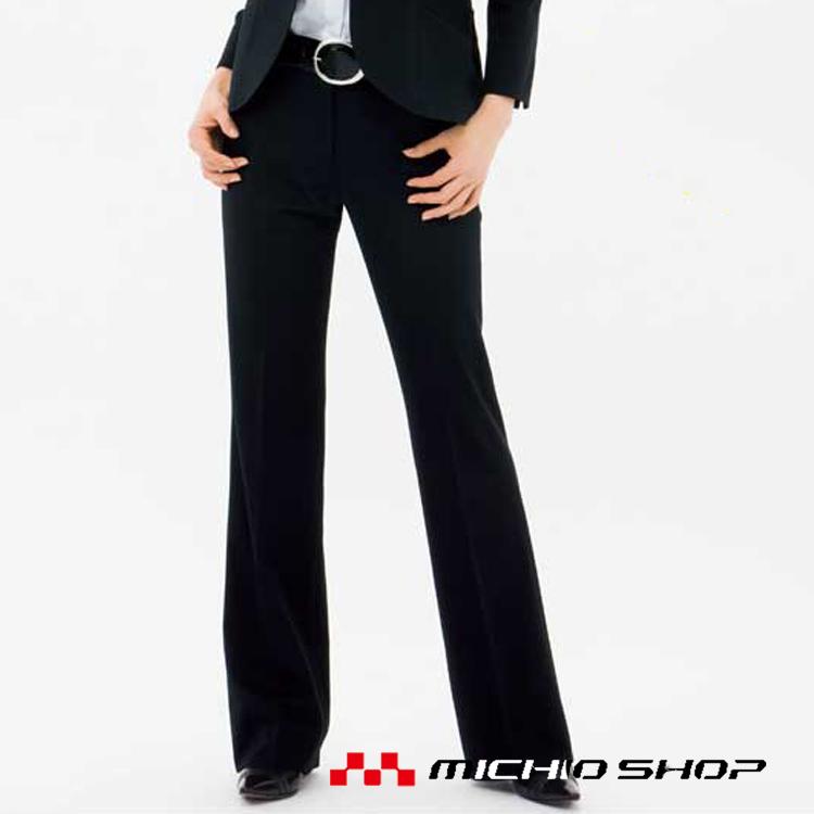 事務服 制服 BONMAX ボンマックス パンツ LP6713大きいサイズ21号オフィスユニフォームスーツビジネスカジュアル事務服