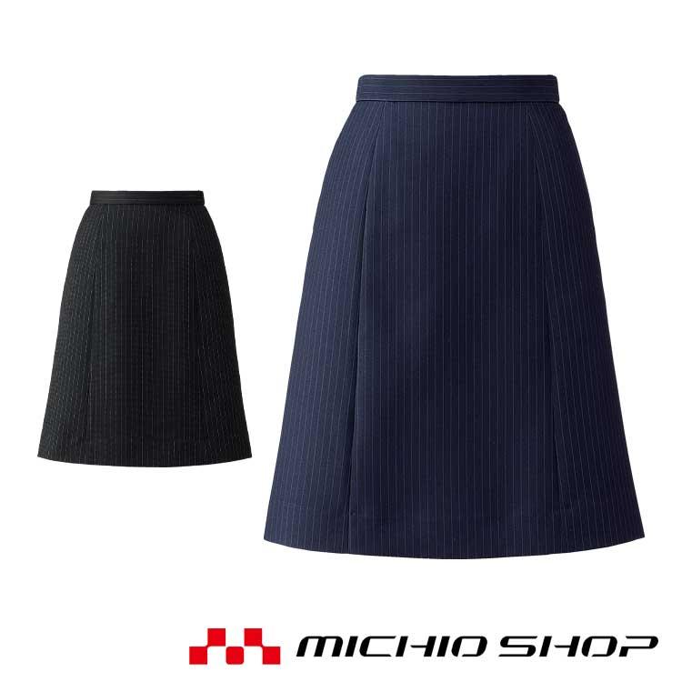 事務服 制服 BON ボンマックスAラインスカート AS2317 2019年秋冬新作 サイズ21号