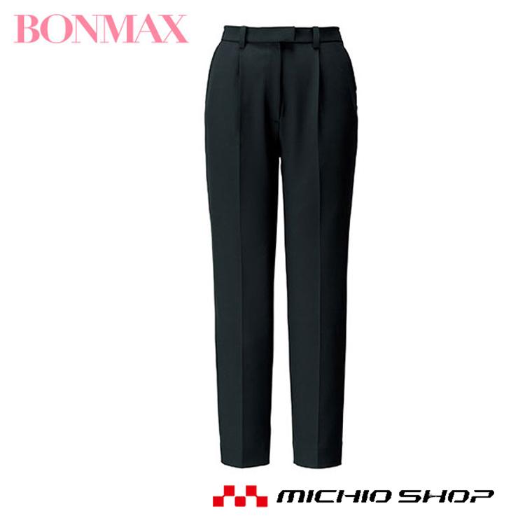 事務服 制服 BONMAX ボンマックステーパードパンツ BCP6102 BONCIERGE 大きいサイズ17号・19号